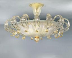 Plafoniere Cristallo : Lampade da tavolo murano serie 1129 30 glass shop